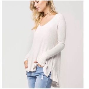 Free People Thermal Long Sleeve Size S